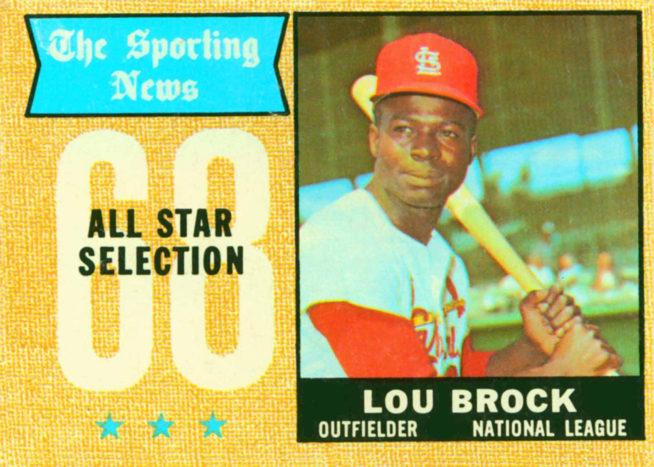 1968 Topps All-Star