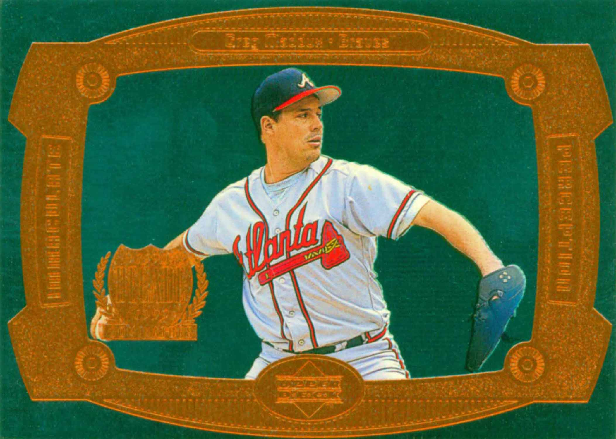 1999 Upper Deck Immaculate Perception Double