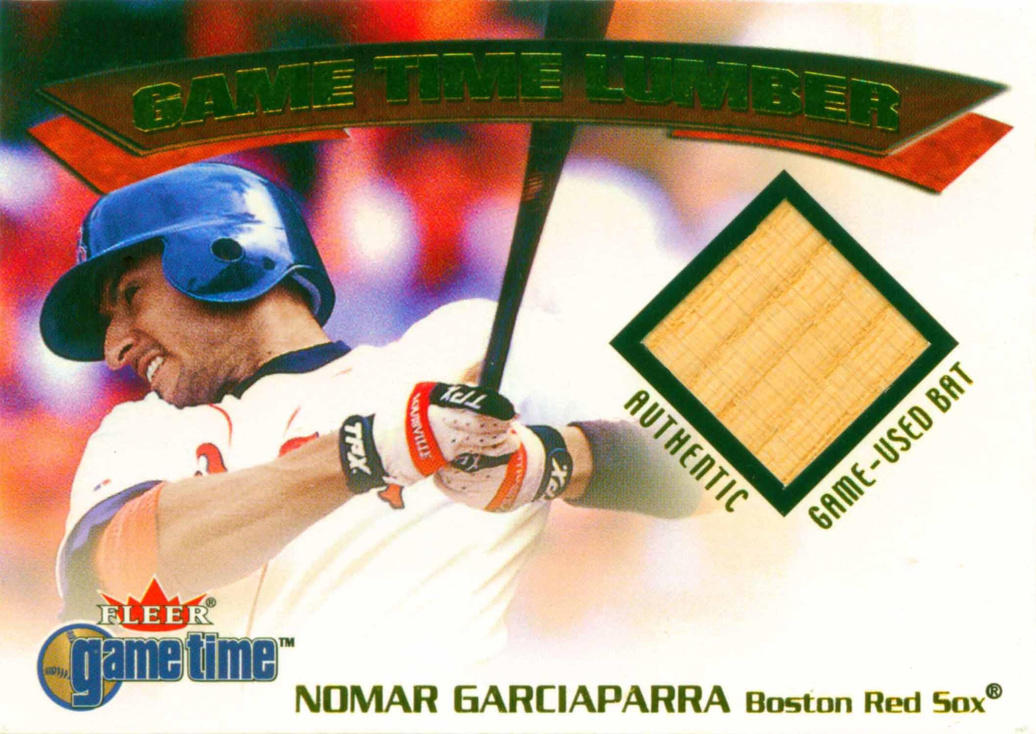 Nomar Garciaparra