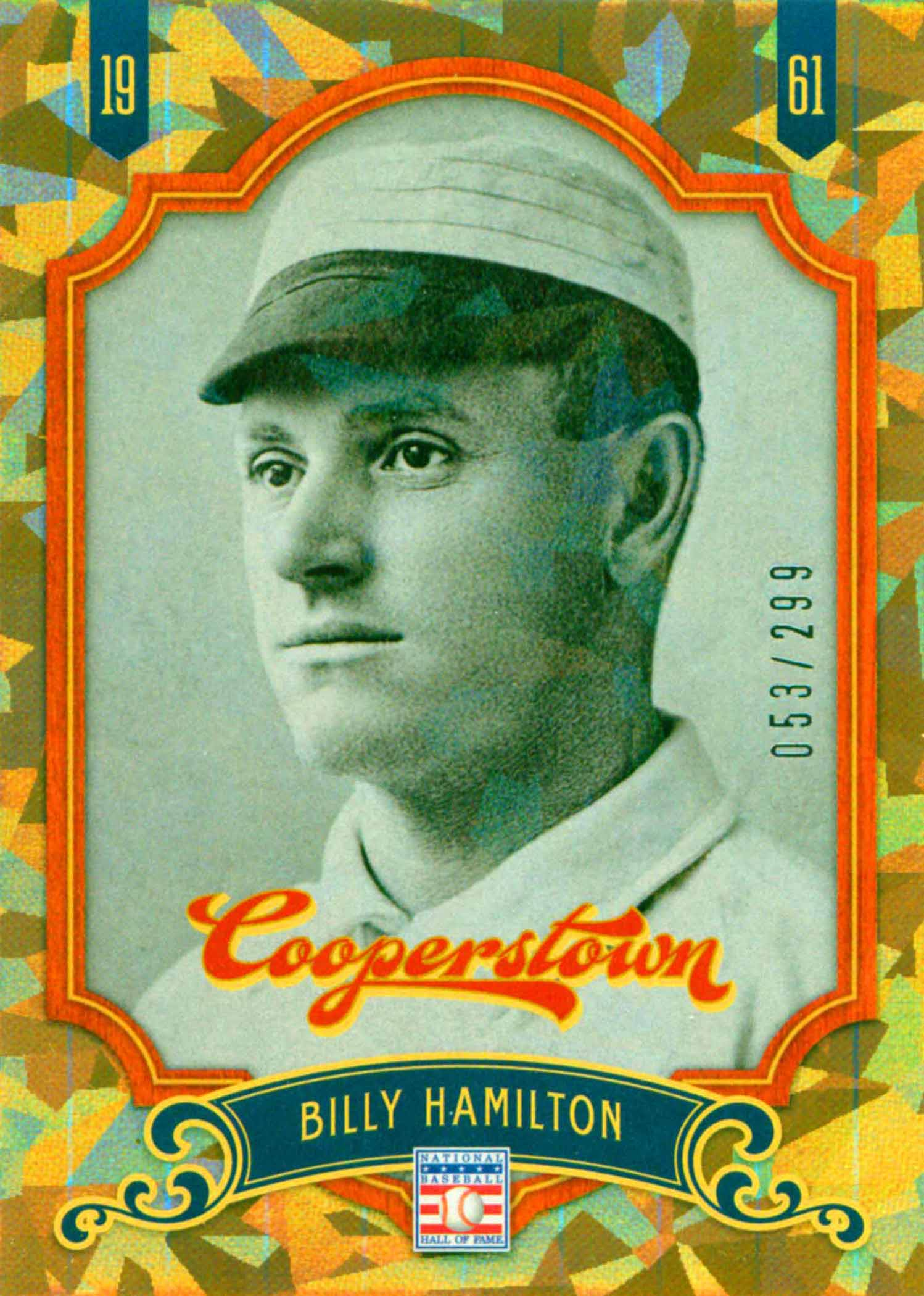 2012 Panini Cooperstown Crystal Collection