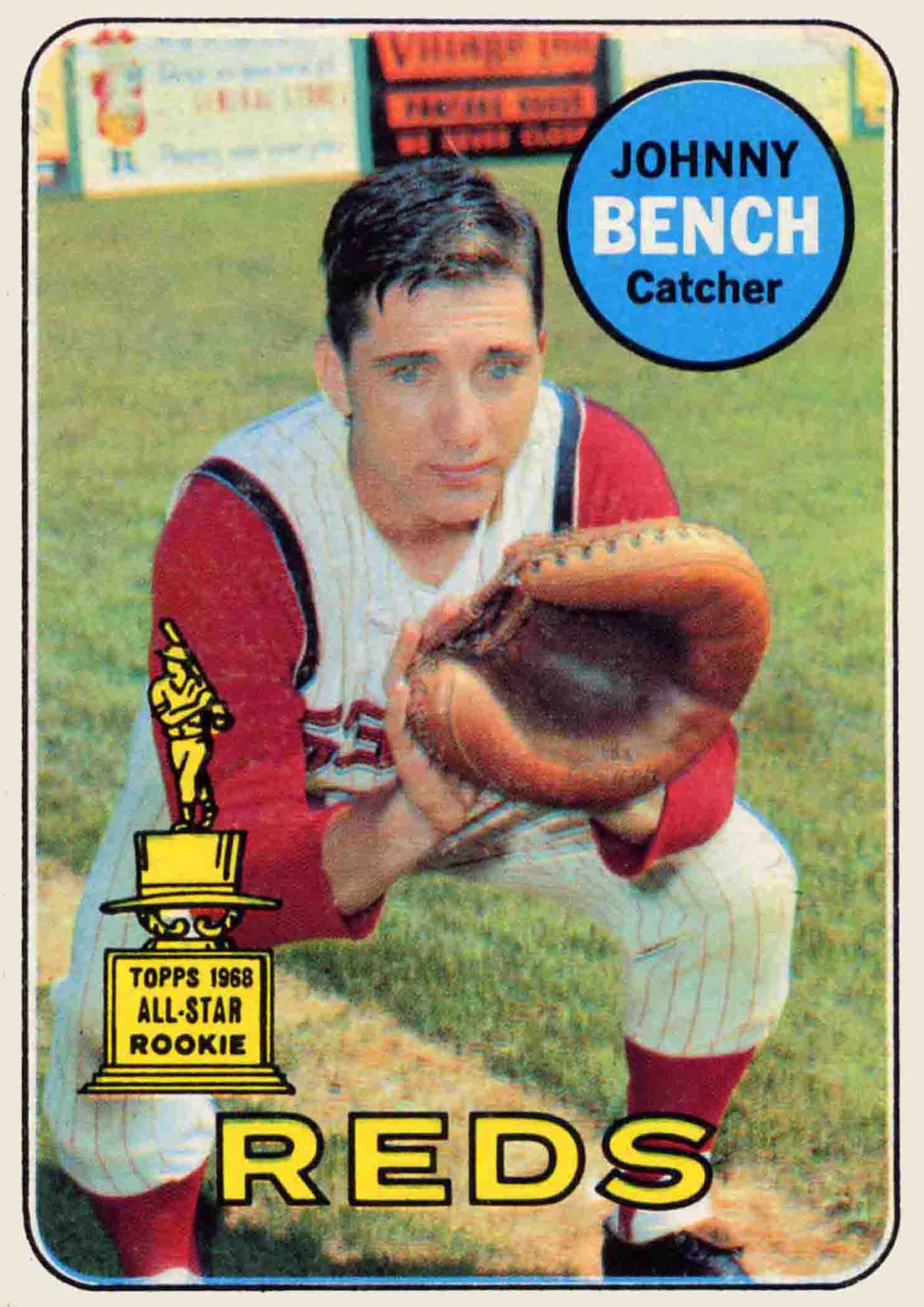 Johnny Bench Photos Part - 34: Johnny Bench Gallery