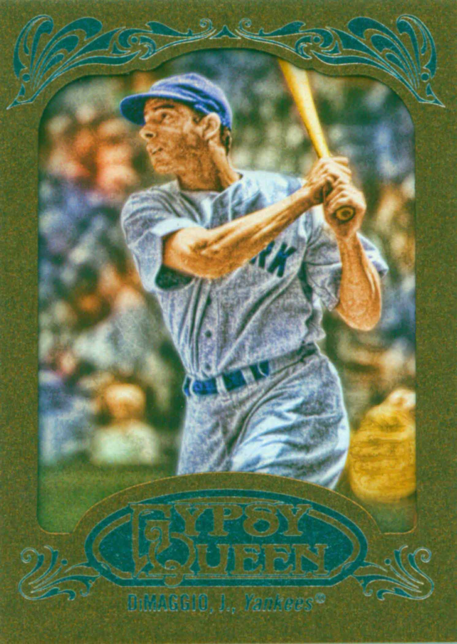 2012 Topps Gypsy Queen