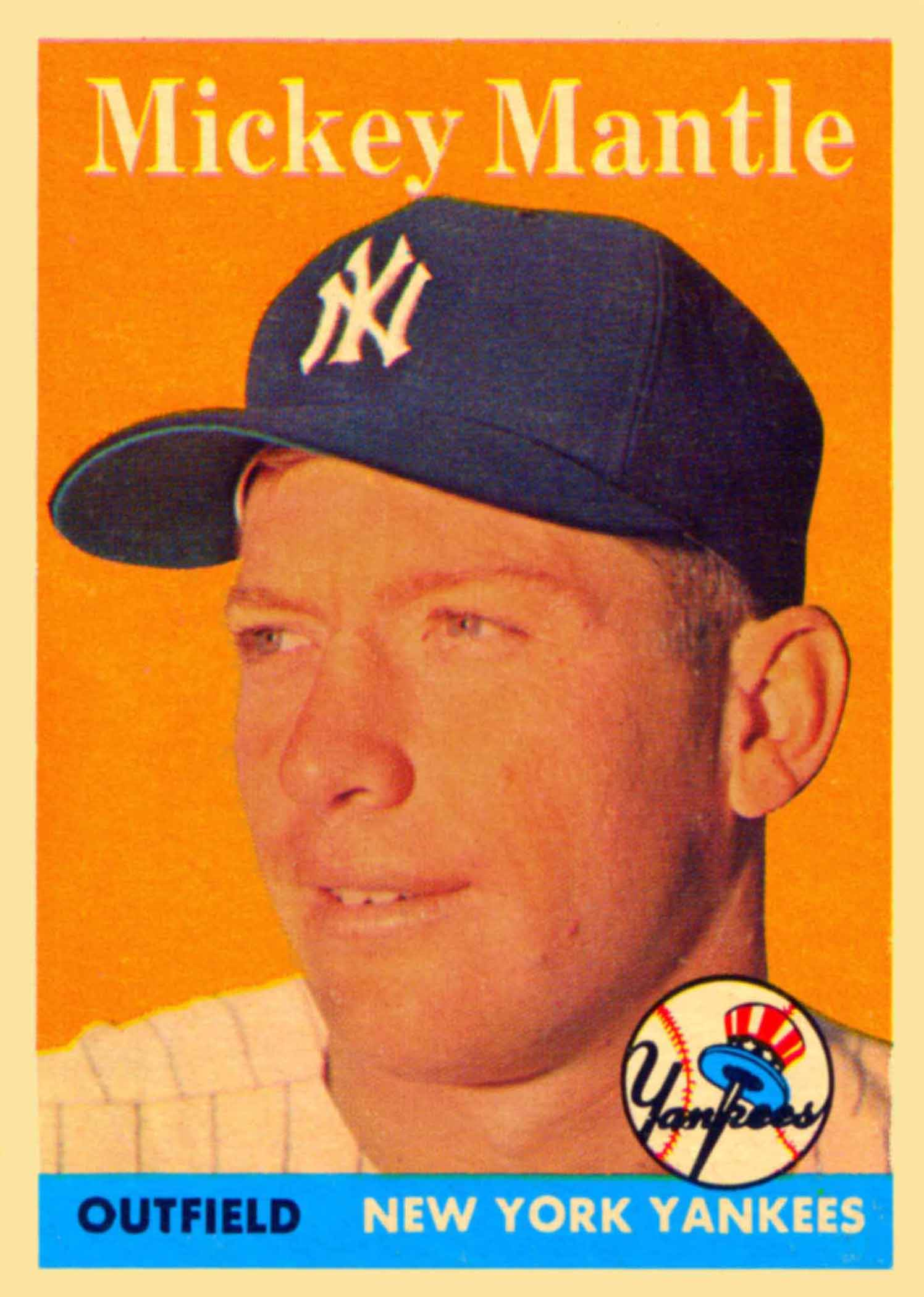 Mickey Mantle Gallery