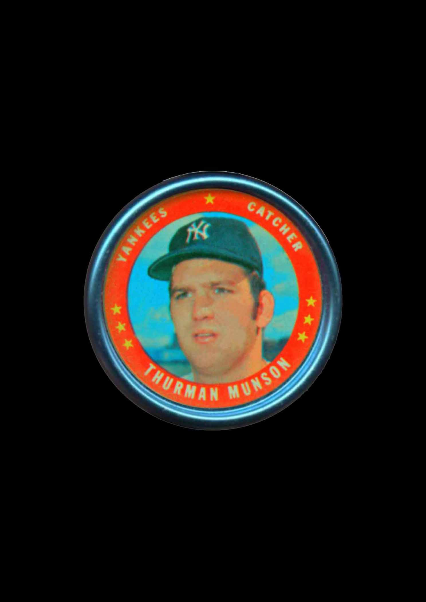 1971 Topps Coins