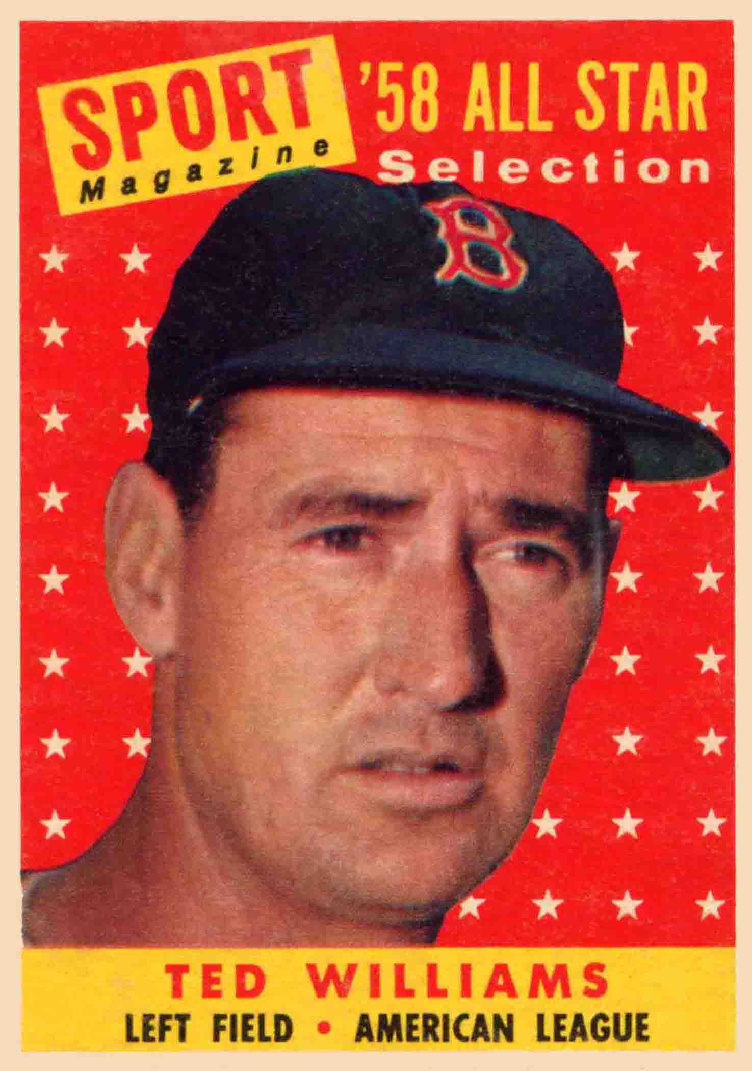 Ted Williams Gallery